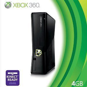 Newly listed Microsoft Xbox 360 Slim 4GB Video Game System