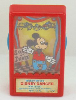 walt disney productions disney dancer mickey mouse  9 99