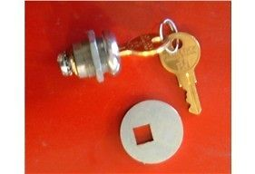 Newly listed VINTAGE VENDO / CAVALIER COKE PEPSI MACHINE LOCK