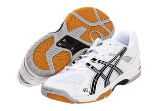 volleyball shoes asics mens gel rocket 6 new b207n 0190