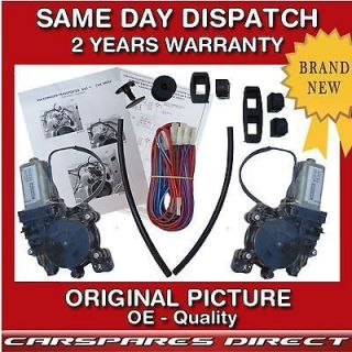 VW TRANSPORTER T5 ELECTRIC WINDOW REGULATOR MOTOR KIT EASY TO FIT AND