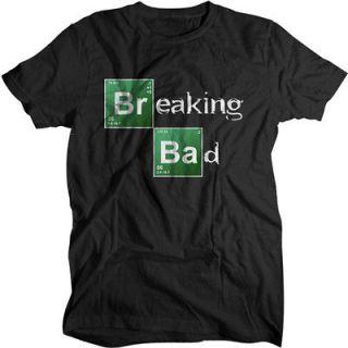New Year tv serial serial Breaking bad season T shirt size S 5XL good