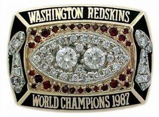 washington redskins championship rings in Football NFL