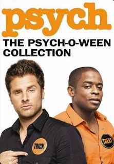 Psych: The Psych O Ween Collection (DVD,