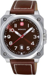 wenger men s swiss made aerograph cockpit watch 72423 one
