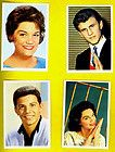 1960 s dutch trading card frankie avalon 68 mint cond
