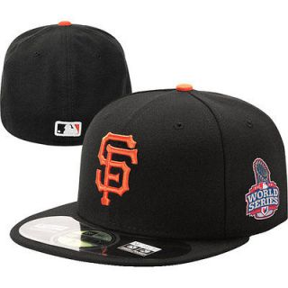 san francisco giants world series hat in Sports Mem, Cards & Fan Shop