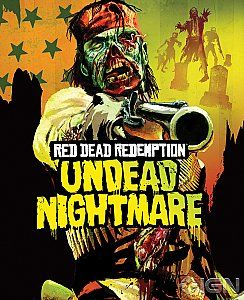 Red Dead Redemption   Undead Nightmare Expansion Pack Sony Playstation