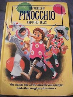 pinocchio in Children & Young Adults