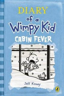 diary of a wimpy kid cabin fever in Children & Young Adults