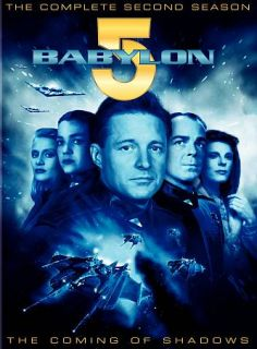 Babylon 5   The Complete Second Season DVD, 2009, 6 Disc Set