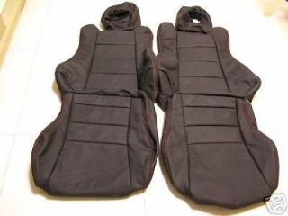 1988 1991 honda crx genuine leather seats cover  349 00 or