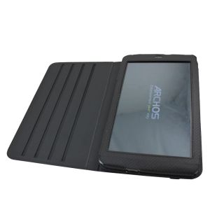 Rotary 3 Angle Leather Stand Case Cover F 10.1 Archos 101 G9 Tablet