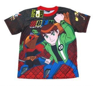Ben 10 Alien Force Boy Kid T Shirt Size S/M/L/XL Age 4 9 #1322