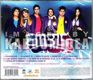 Eme 15 A Mis Quince Mexican Edition CD New SEALED A Miss XV
