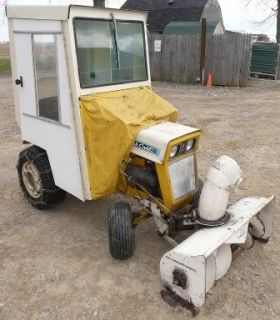 information 1971 cub cadet 127 w kohler k301a 12hp engine