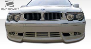 2002 2005 BMW 7 Series E65 E66 Duraflex AC s Front Lip Spoiler Body