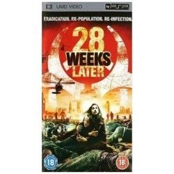 28 Weeks Later UMD Movie for Sony PSP New