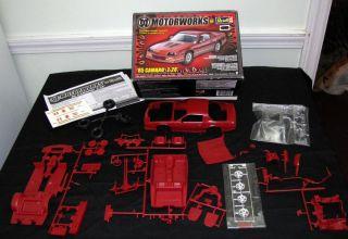 Revell Motorworks 85 Camaro Z28 1 24 Scale Model Car Kit Un Built