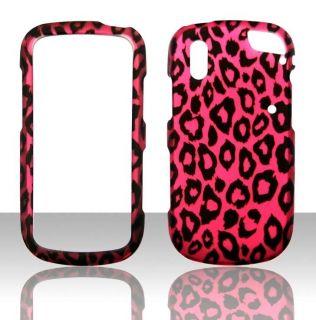 2D Case Pantech Hotshot 8992 Verizon Hard Rubberized Cover Case Pink