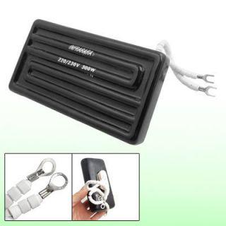 300W 220V Heating Element Ceramic Infrared Heater Panel 120x60mm