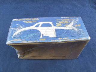 1996 AMT 37 Chevy Early Modified Model Kit SEALED 1 25