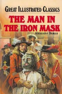 Man in the Iron Mask by Alexandre Dumas 2005, Hardcover