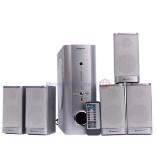 surround sound home theater system dvd pc speakers