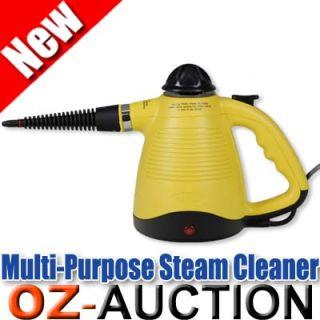 900W Portable Multi Purpose Handy Steam Cleaner