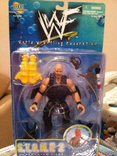 "WWF Stone Cold Steve Austin s T O M P Series 2 ""Underwater Siege"