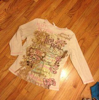 Susan Lawrence Womens Large Ladies Designer Top Shirt L