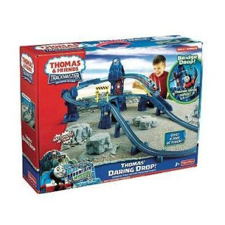 Thomas Friends Trackmaster Thomas Daring Drop Blue Mountain Mystery