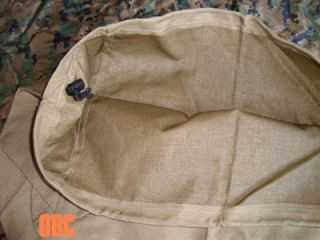 USMC Navy Army SF Military Surplus Usia Coyote Brown Backpack Stuff