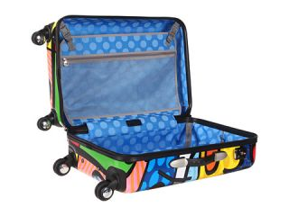 Heys Britto Collection   Flowers 26 Spinner Case