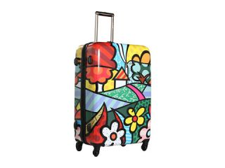 Heys Britto Collection   Landscape Flowers 30 Spinner Case