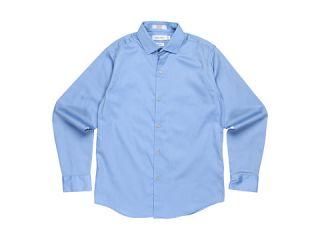 calvin klein kids sateen shirt big kids $ 32 00
