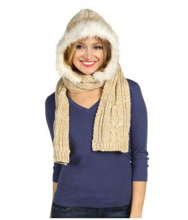 roxy kids magic trimmed hooded scarf $ 35 99 $