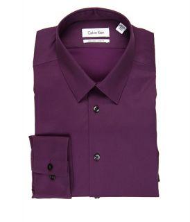 Non Iron Slim Fit Amethyst Plaid Dress Shirt $62.99 $69.50 SALE