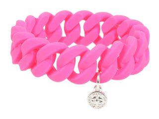 marc by marc jacobs rubber katie bracelet $ 38 00