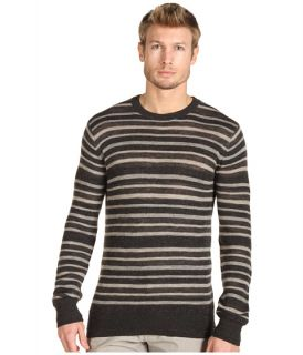 Vince Striped Crew Neck Sweater $147.99 $285.00