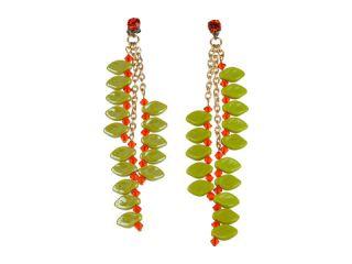 swarovski crystal earrings $ 132 99 $ 165 00 sale