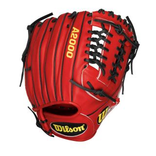 Wilson Limited Edition A2000 Baseball Glove C J Wilson Game Model 12