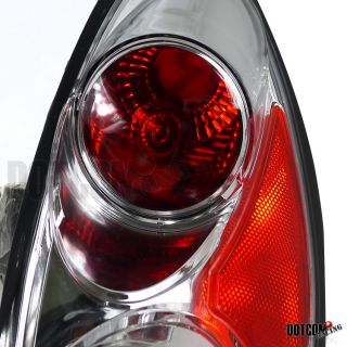 01 05 Chrysler PT Cruiser Chrome altezza Tail Lights LH RH