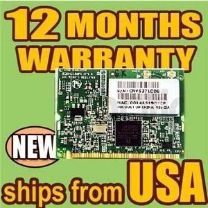 Toshiba Satellite Laptop A20 A25 A30 Wireless Card