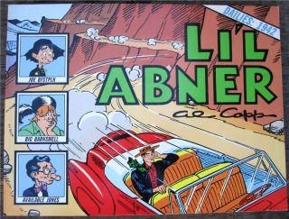 LiL Abner Dailies Vol 8 1942 SC 1st Al Capp New Lil Abner