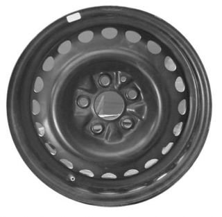 97 02 Dodge Neon Steel Rim Wheel 14x5 5 OEM 4684697AB