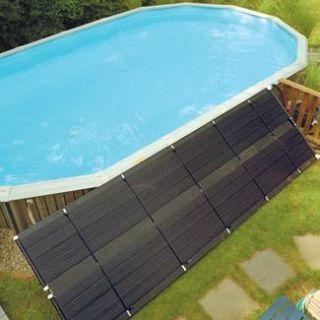Horizon EcoSaver 30 x 20 Solar Panel Above Ground Solar Pool Heater