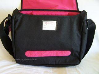 Satchel Girls Padded Laptop Case Notebook School Shoulder Bag