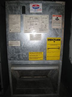 Used Goodman 2 Ton 12 SEER Air Handler Central Air AC