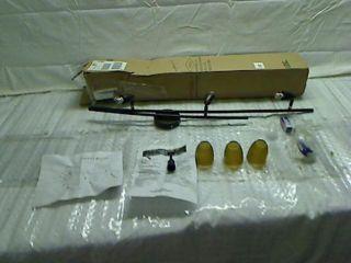 Access Lighting 52149 ORB AMB 3 Light Iris Wall Sconce Fixture $200 00